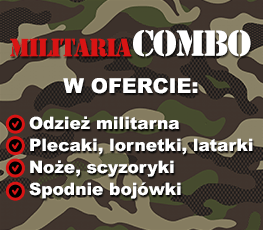 Militaria Combo